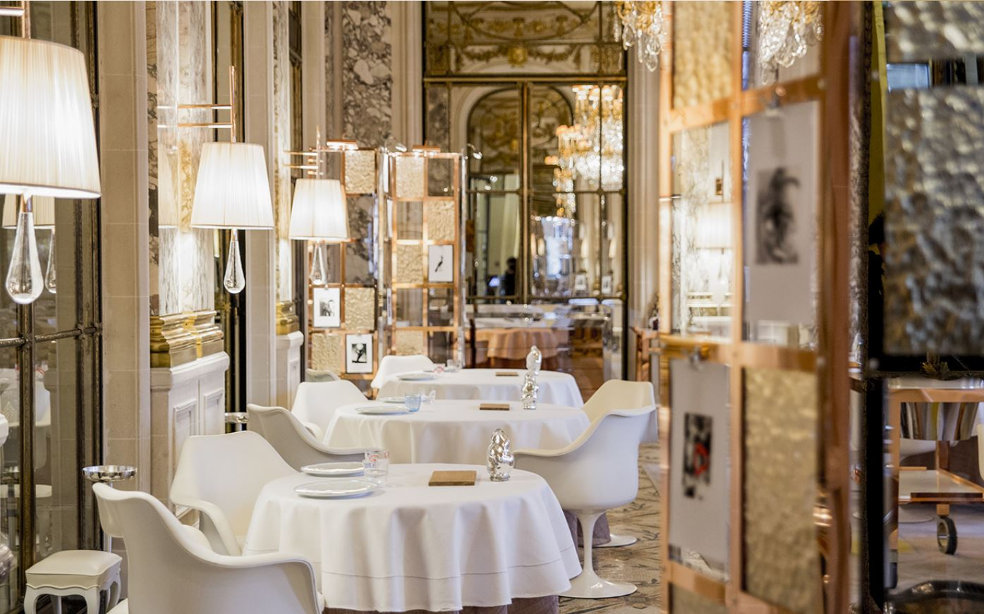 , Le Meurice, AMERICAN ACADEMY OF HOSPITALITY SCIENCES