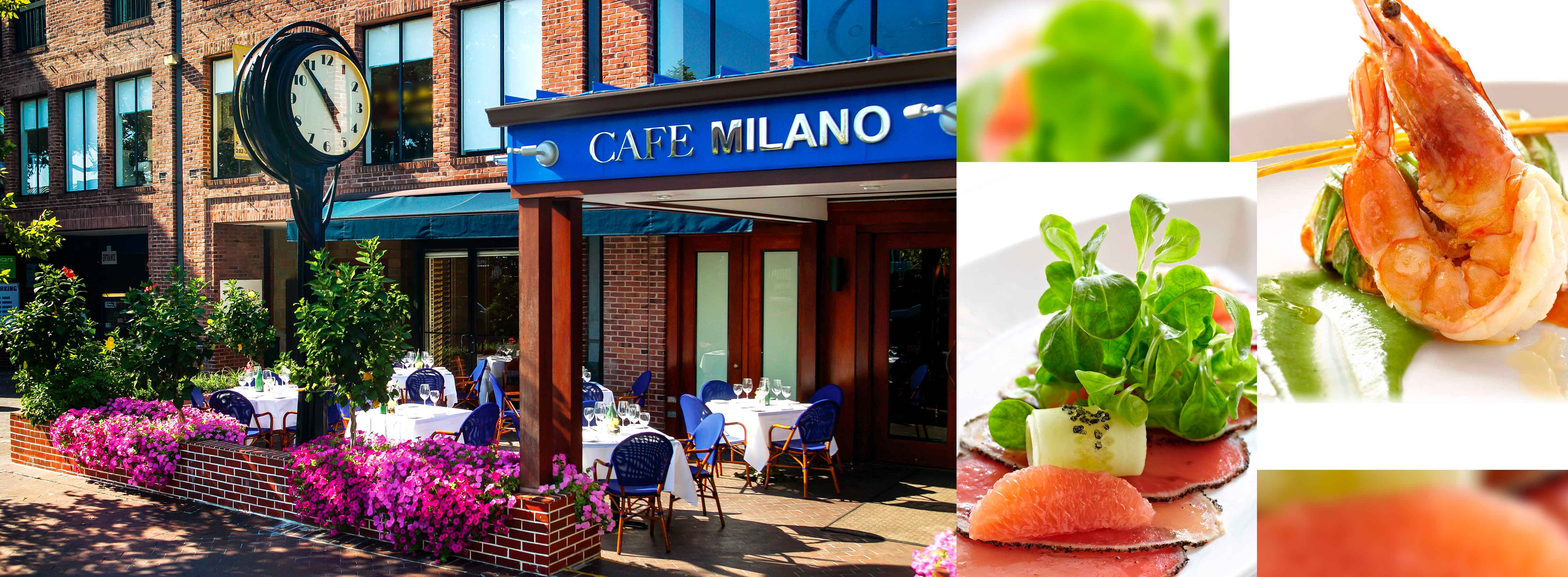 , Cafe Milano | Washington, DC, AMERICAN ACADEMY OF HOSPITALITY SCIENCES