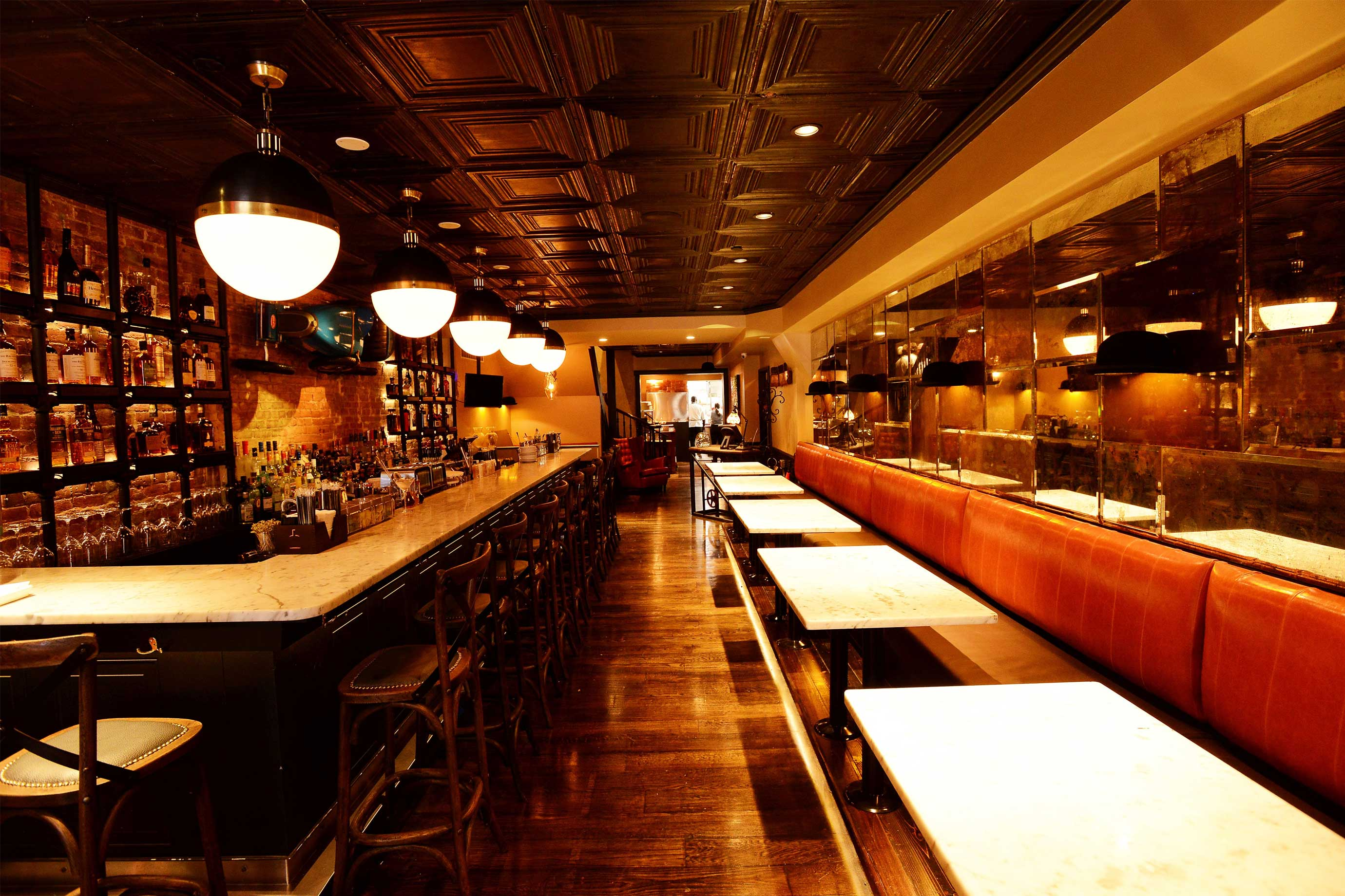 , David Burke Tavern, AMERICAN ACADEMY OF HOSPITALITY SCIENCES