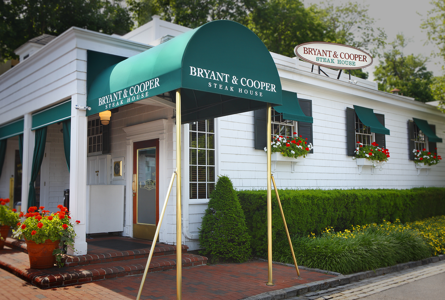 , Bryant & Cooper, AMERICAN ACADEMY OF HOSPITALITY SCIENCES