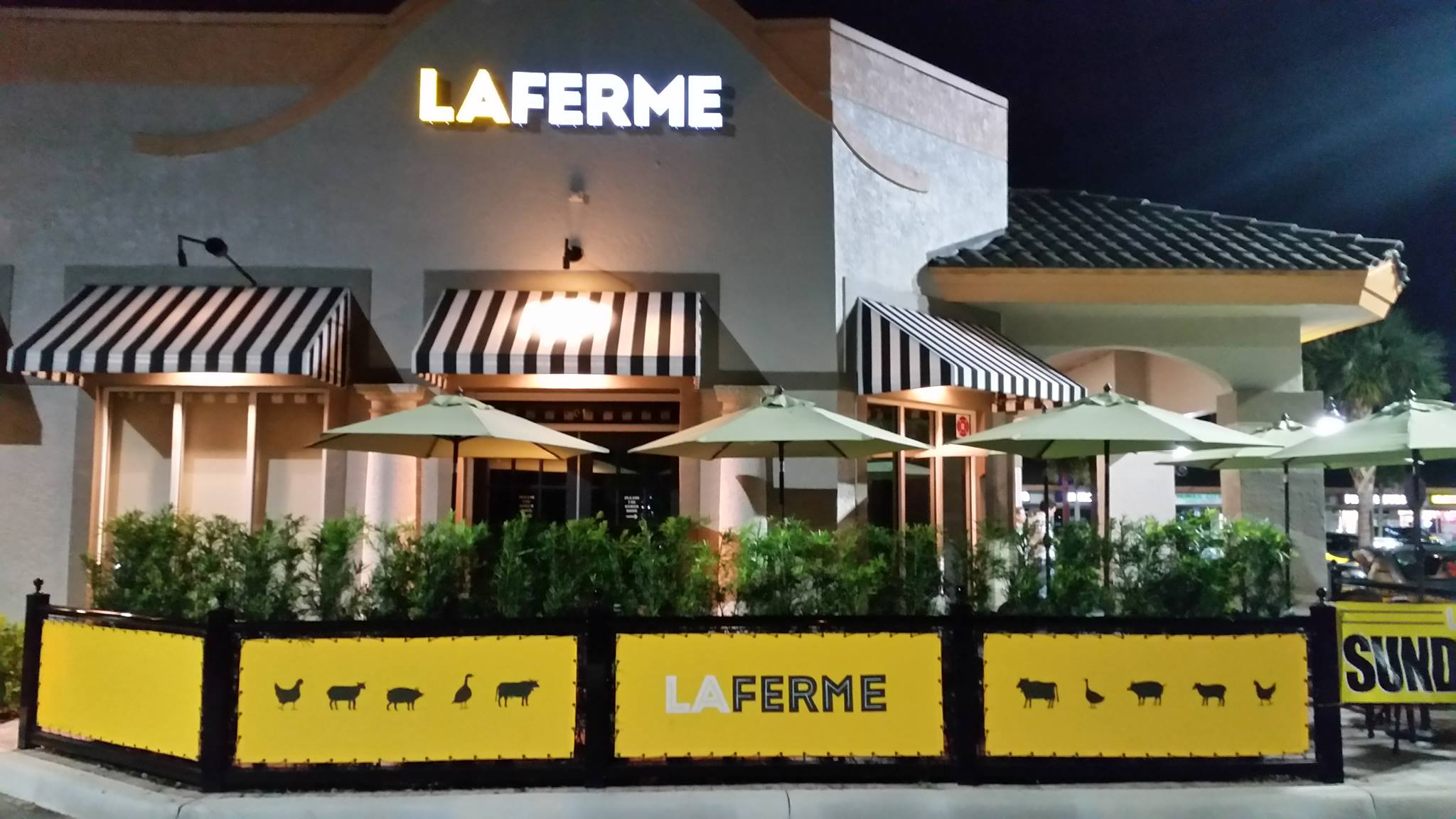 , La Ferme, AMERICAN ACADEMY OF HOSPITALITY SCIENCES