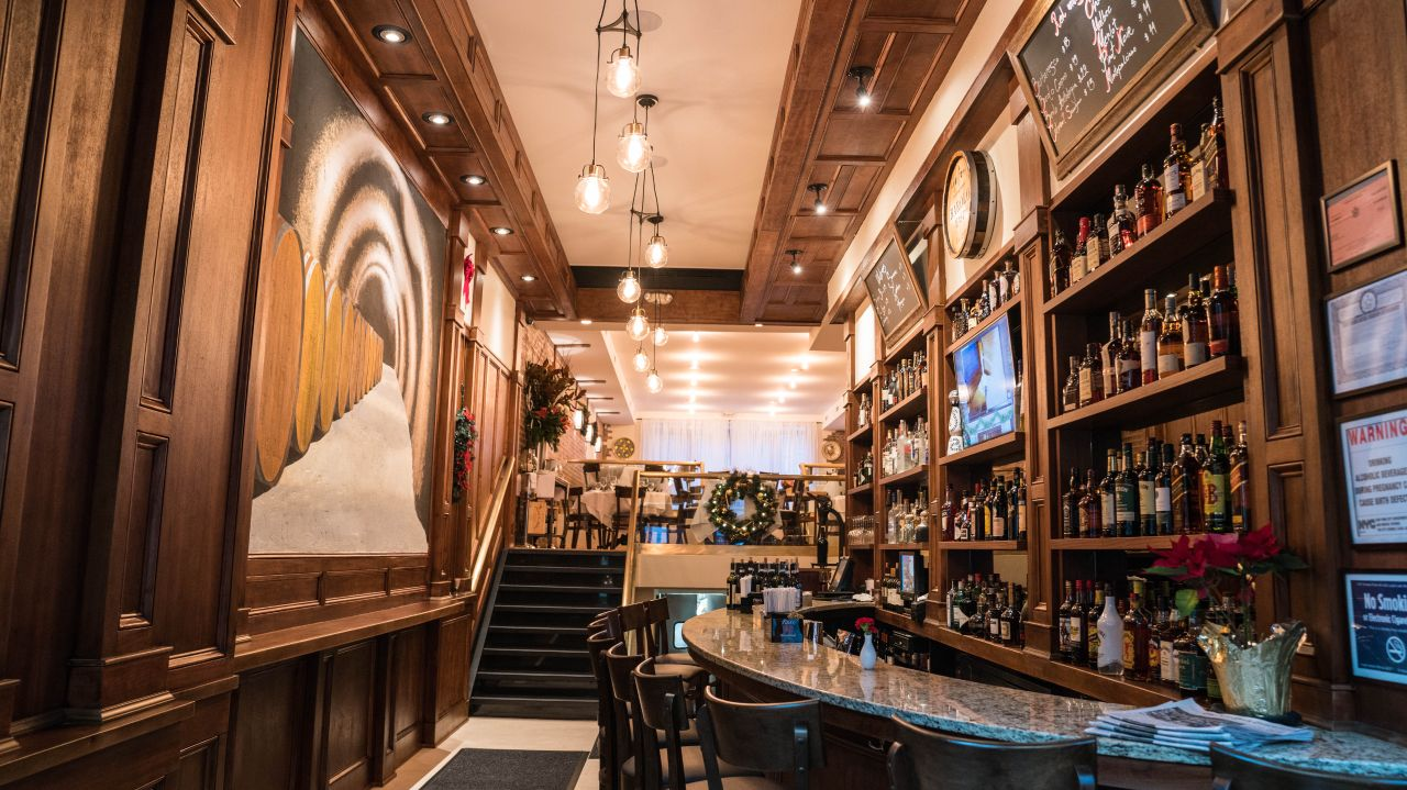 , Barolo East – Wine Bar and Restaurant, AMERICAN ACADEMY OF HOSPITALITY SCIENCES
