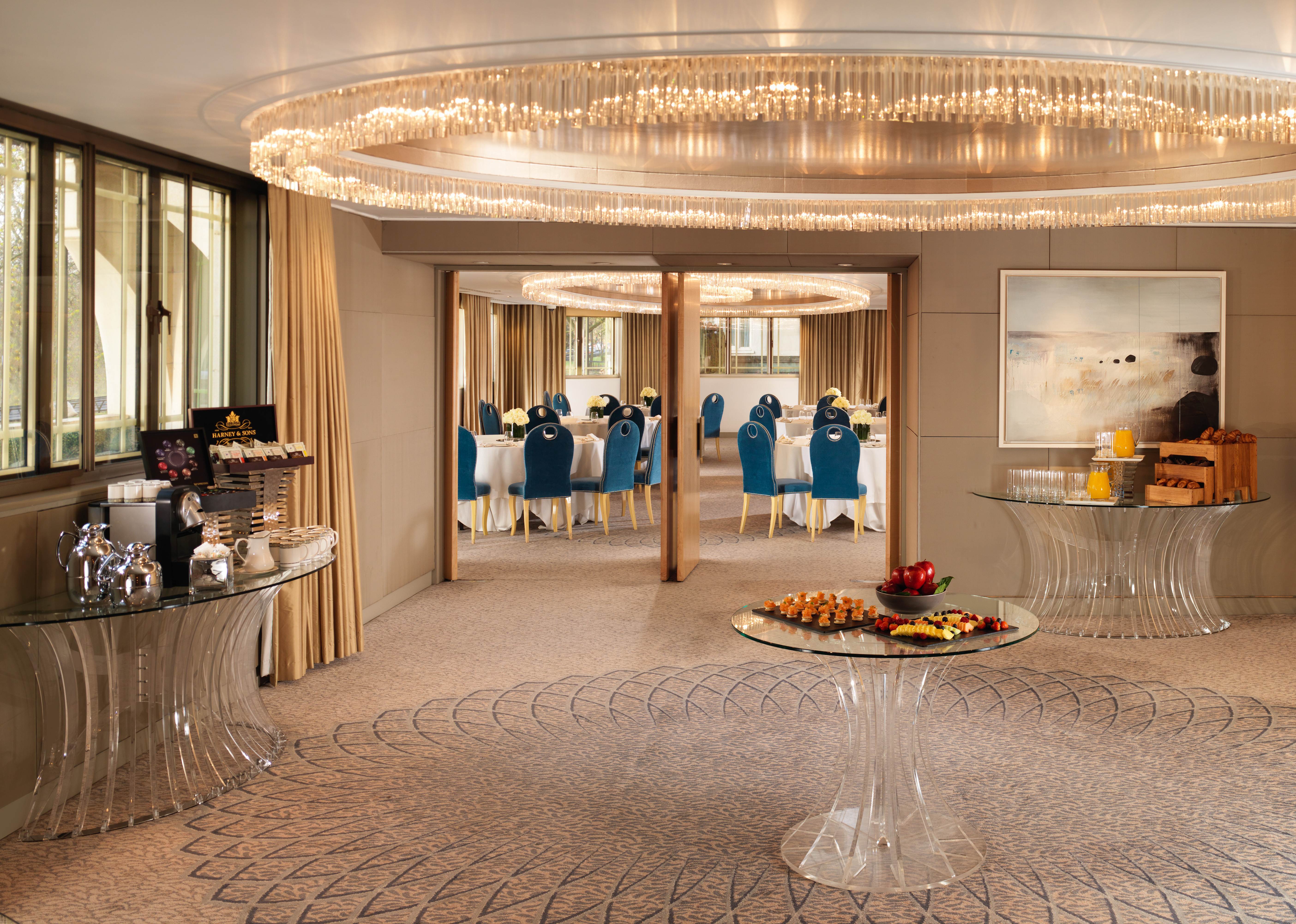 , The Dorchester, AMERICAN ACADEMY OF HOSPITALITY SCIENCES