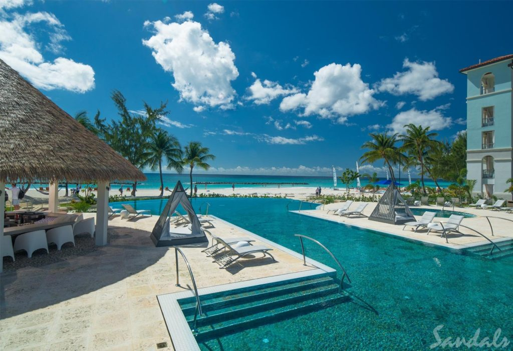 , Sandals Royal Barbados, AMERICAN ACADEMY OF HOSPITALITY SCIENCES