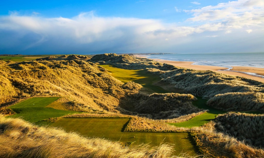 , Trump International Golf Links Scotland, AMERICAN ACADEMY OF HOSPITALITY SCIENCES