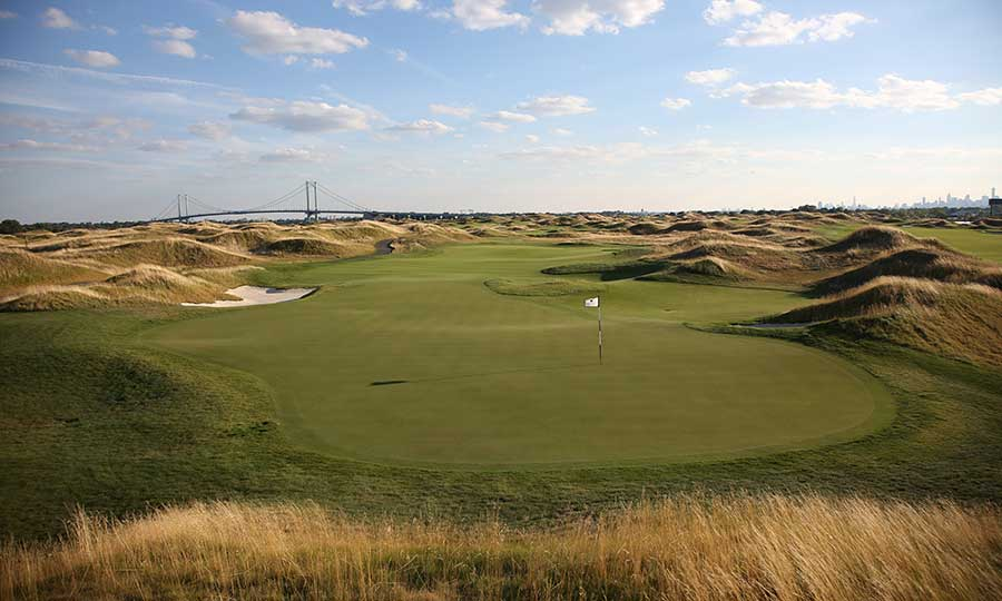 , Trump Golf Links at Ferry Point, AMERICAN ACADEMY OF HOSPITALITY SCIENCES