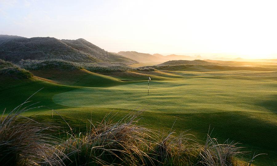 , Trump International Golf Links & Hotel Doonbeg, AMERICAN ACADEMY OF HOSPITALITY SCIENCES