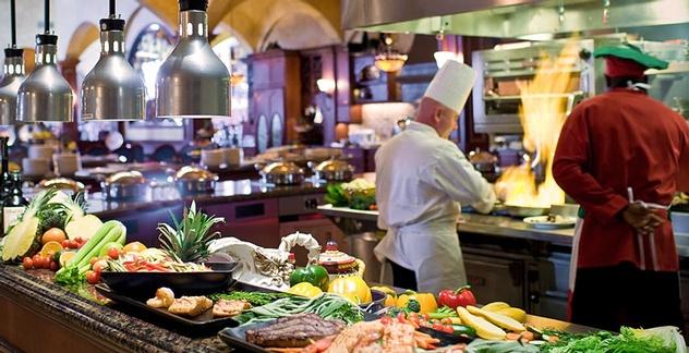 , Marios Italian  Cuisine, AMERICAN ACADEMY OF HOSPITALITY SCIENCES