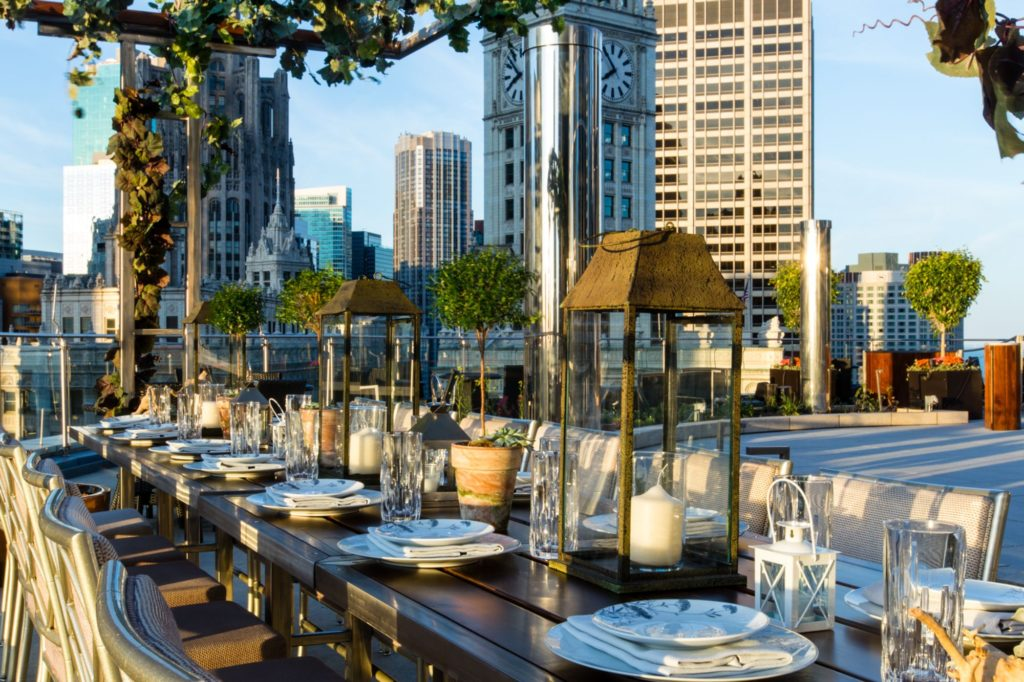 , Trump International Hotel & Tower Chicago, AMERICAN ACADEMY OF HOSPITALITY SCIENCES