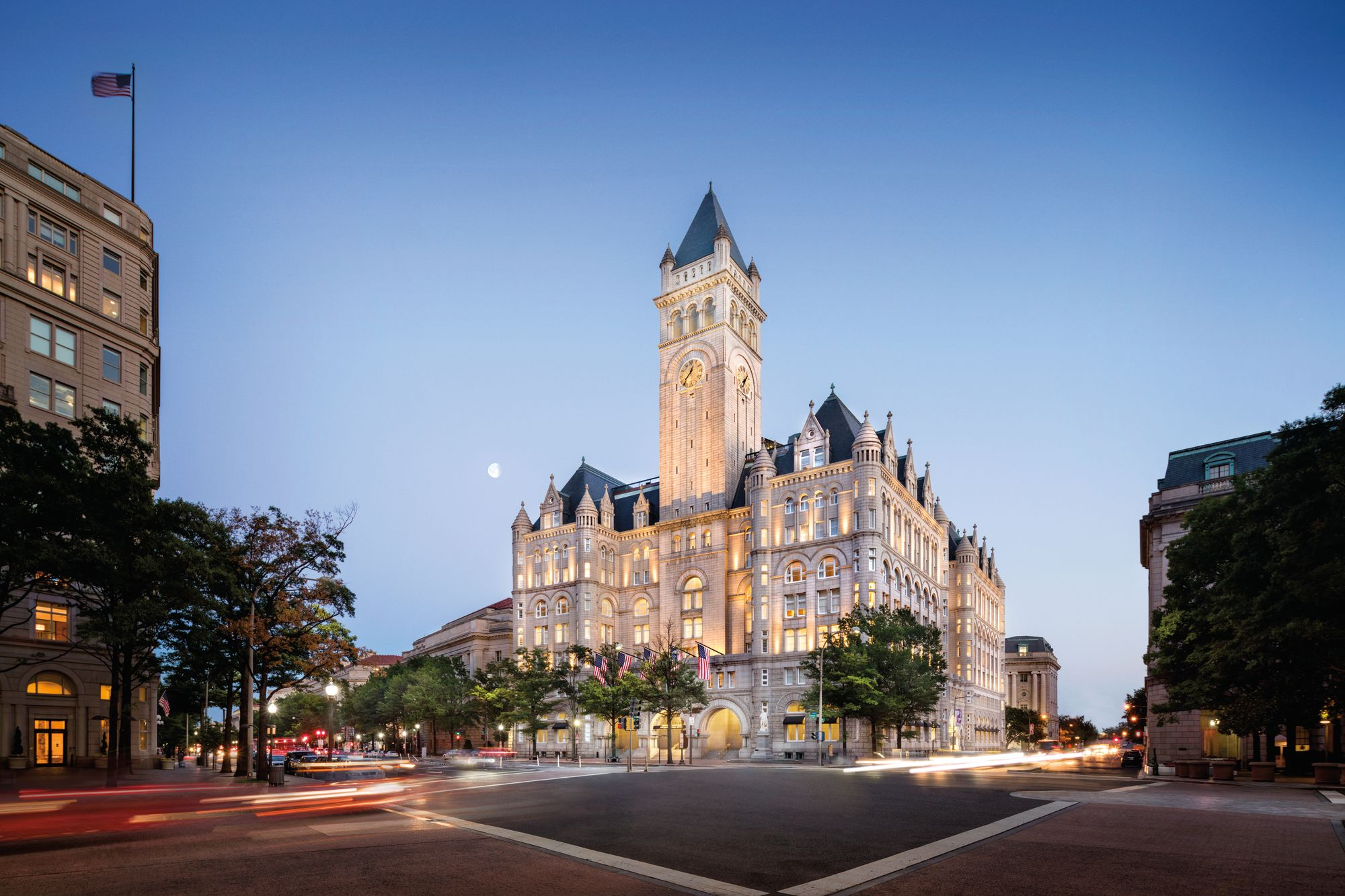, Trump International Washington D.C., AMERICAN ACADEMY OF HOSPITALITY SCIENCES