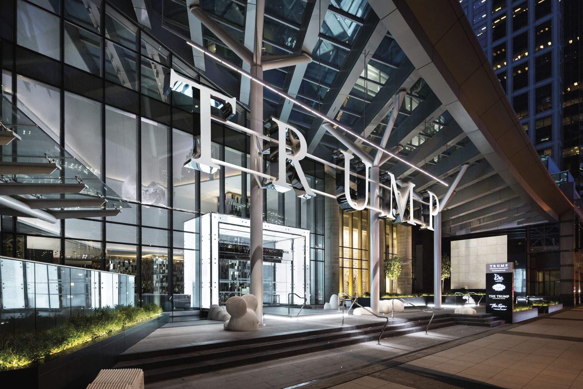 , Trump International Hotel & Tower Vancouver, AMERICAN ACADEMY OF HOSPITALITY SCIENCES