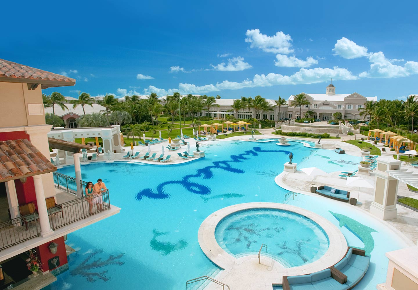 , Sandals Emerald Bay, AMERICAN ACADEMY OF HOSPITALITY SCIENCES