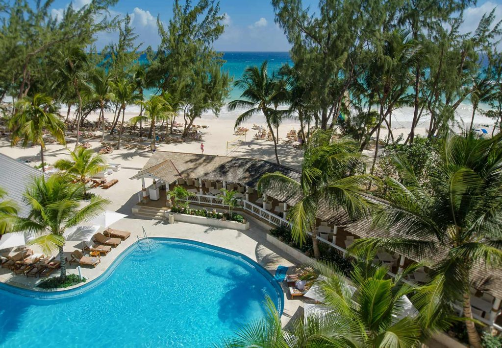 , Sandals Barbados, AMERICAN ACADEMY OF HOSPITALITY SCIENCES