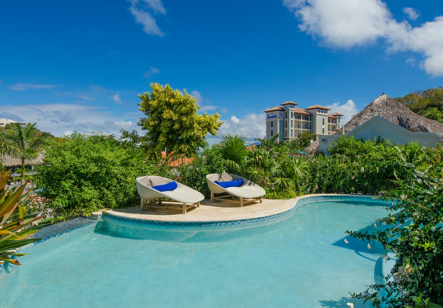 , Sandals Grenada, AMERICAN ACADEMY OF HOSPITALITY SCIENCES