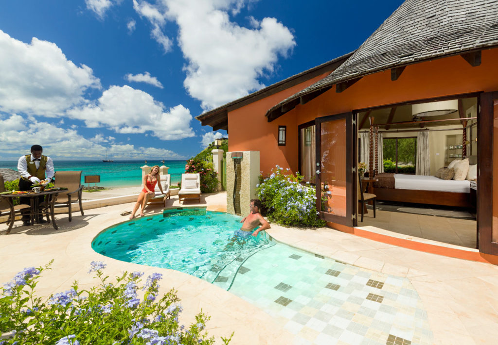 sandals grand st lucian ⋆ american academy of hospitality
