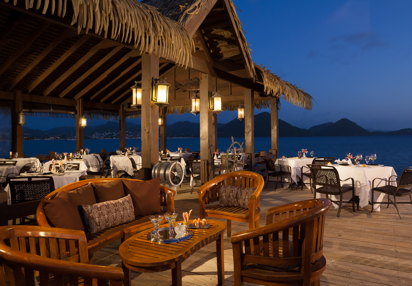 , Sandals Grand St. Lucian, AMERICAN ACADEMY OF HOSPITALITY SCIENCES