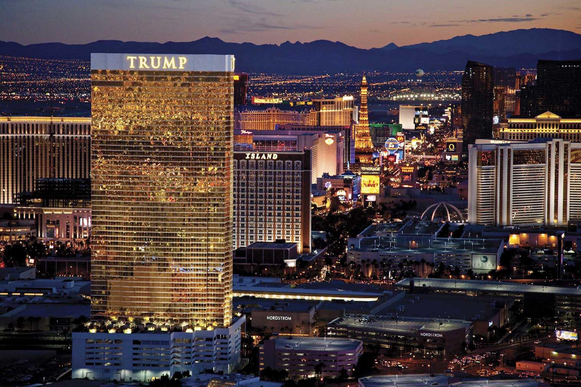 , Trump International Las Vegas, AMERICAN ACADEMY OF HOSPITALITY SCIENCES