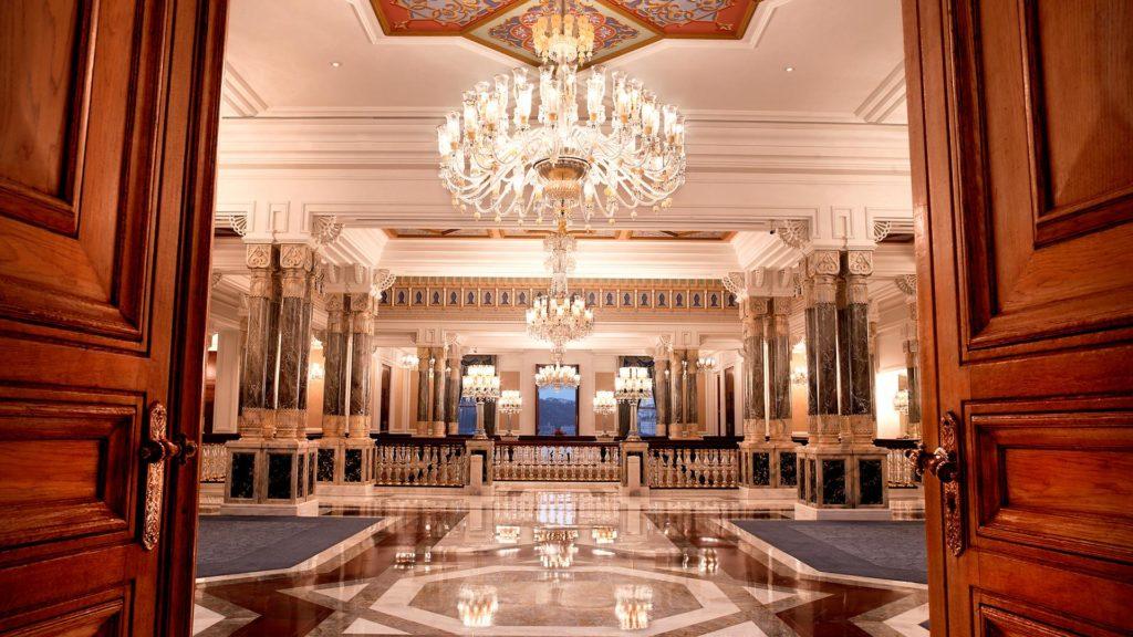 , Çırağan Palace, AMERICAN ACADEMY OF HOSPITALITY SCIENCES
