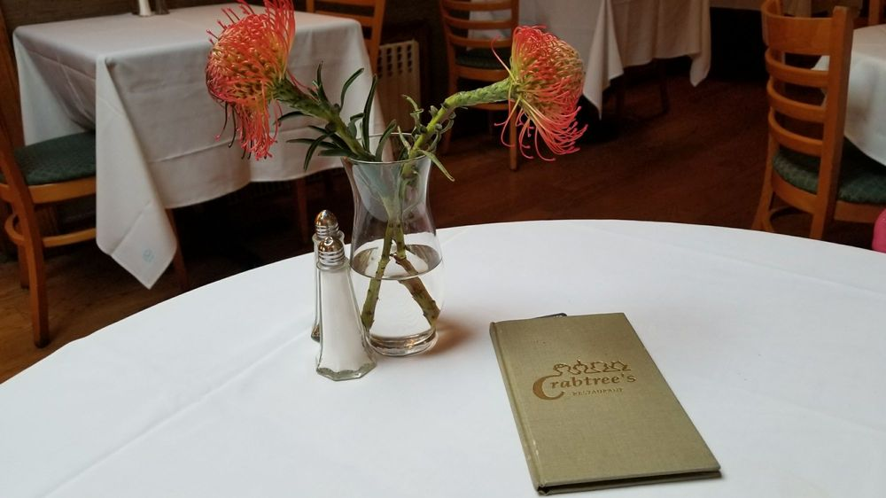 , Crabtrees Restaurant, AMERICAN ACADEMY OF HOSPITALITY SCIENCES